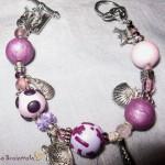 bracciale 35 porpora rosa