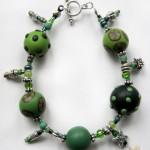 bracciale 63 verde