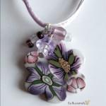 collana 15 bianco viola