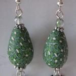 orecchini 005 verde