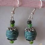 orecchini 008 verde