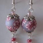 orecchini 009 rosa