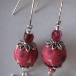 orecchini 010 rosa