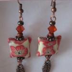 orecchini 015 arancio