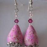 orecchini 017 rosa