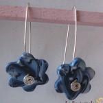 orecchini 023 blu