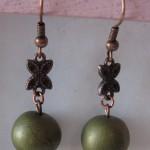 orecchini 024 verde