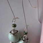 orecchini 026 verde