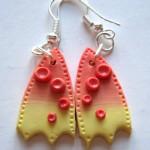 orecchini 039 arancio