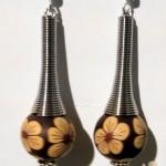 orecchini 052B bordeaux